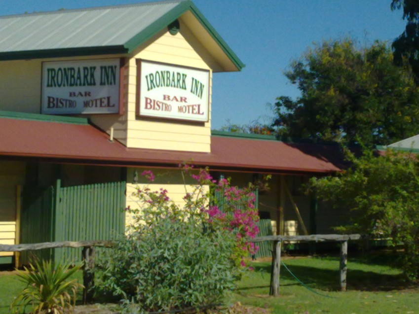 Ironbark Inn Motel - Accommodation BNB