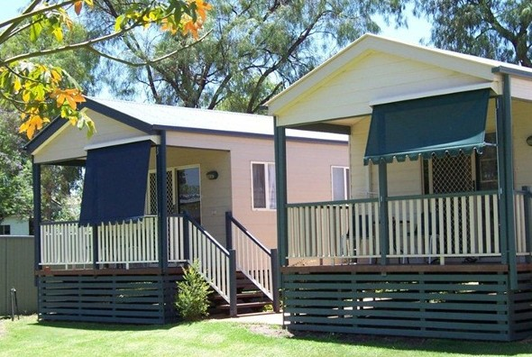 Dalby Tourist Park - Accommodation BNB
