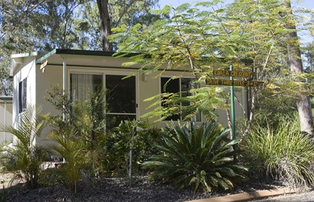 Barambah Bush Caravan Park - Accommodation BNB