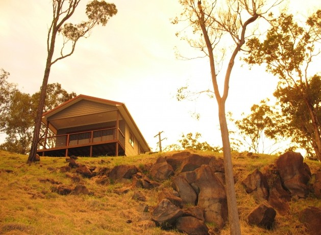 ecoRidge Hideaway - Accommodation BNB