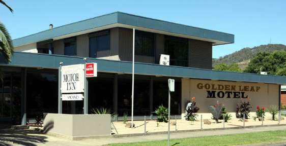 Golden Leaf Motel - Accommodation BNB