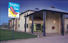 Ningaloo Club - Accommodation BNB