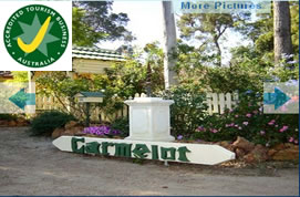 Carmelot Bed  Breakfast - Accommodation BNB