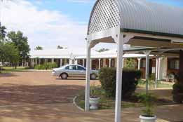 Landsborough Lodge Motel - Accommodation BNB