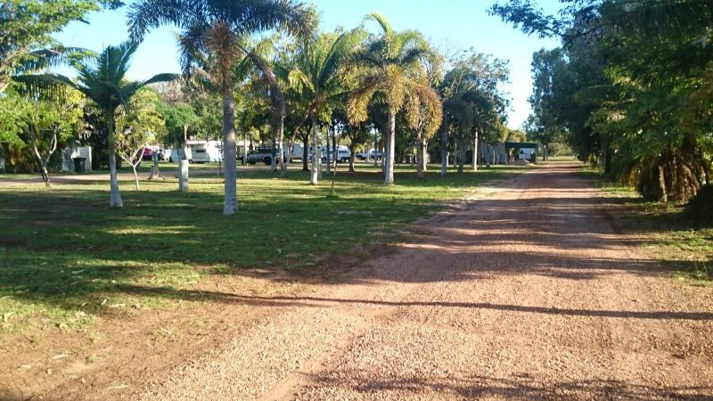 Barcaldine Tourist Park - Accommodation BNB