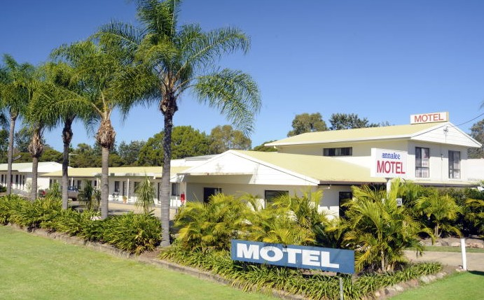 Annalee Motel Beaudesert - Accommodation BNB