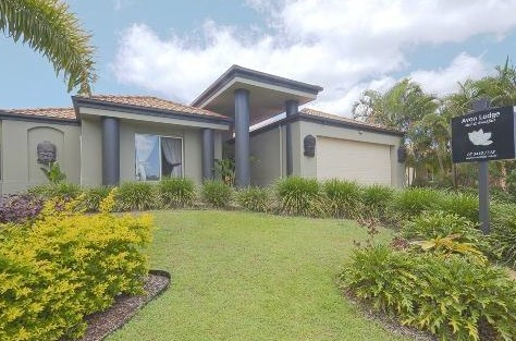 Avon Lodge Bribie Island - Accommodation BNB