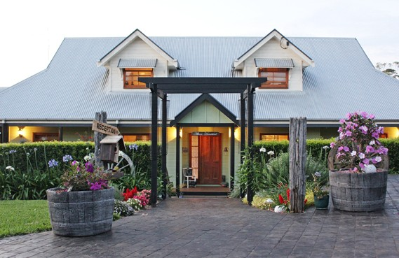 Allara Homestead Bed  Breakfast - Accommodation BNB