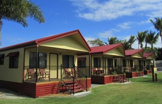 Big 4 Capricorn Palms Holiday Village - Accommodation BNB