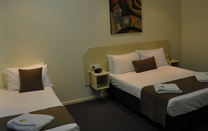 Bluewater Harbour Motel Bowen - Accommodation BNB