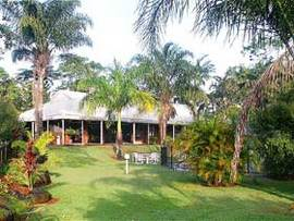Malanda Lodge Motel - Accommodation BNB