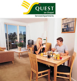 Quest On Chapel - Accommodation BNB