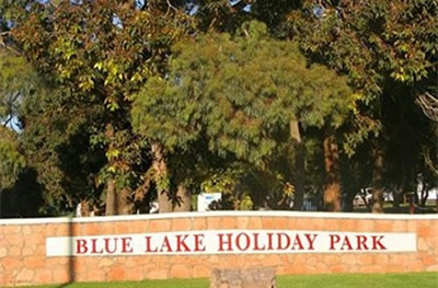 Blue Lake Holiday Park - Accommodation BNB