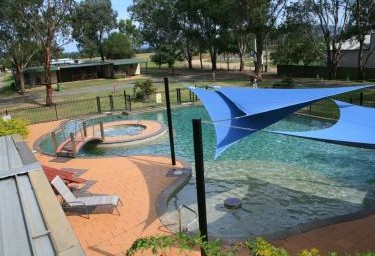 Valley Vineyard Tourist Park - Accommodation BNB
