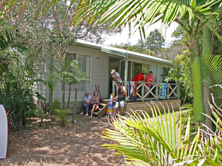 One Mile Beach Holiday Park - Accommodation BNB