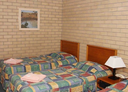 Gunsynd Motor Inn - Accommodation BNB