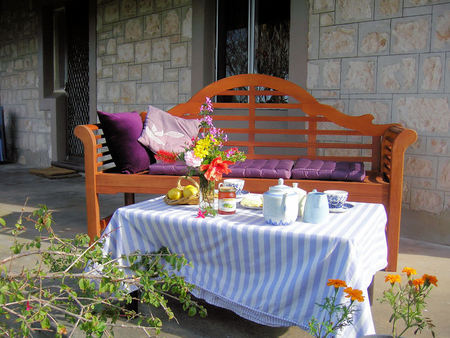 Riverview Cottage - Accommodation BNB