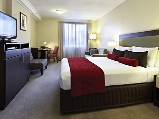 The Swanston Hotel Melbourne Grand Mercure - Accommodation BNB