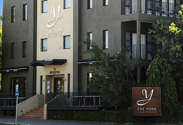 The York Canberra - Accommodation BNB