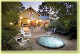 Jacaranda Cottage - Accommodation BNB