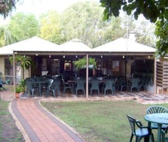 Douglas Daly Tourist Park - Accommodation BNB