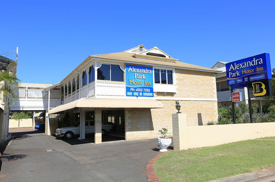 Alexandra Park Motor Inn - Accommodation BNB
