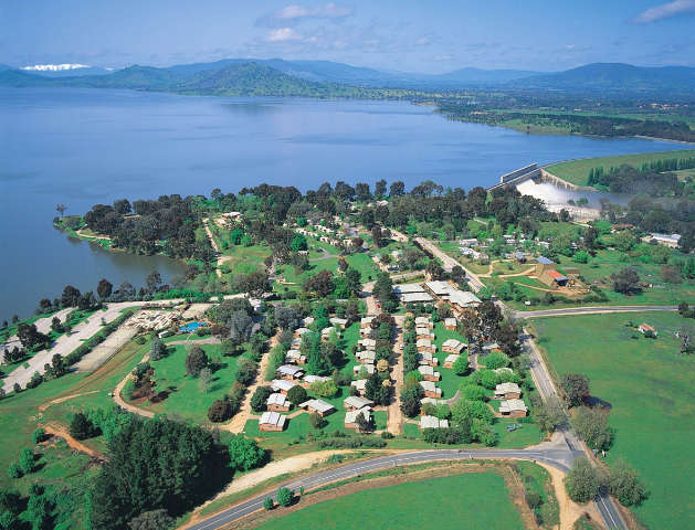 Lake Hume Resort - Accommodation BNB