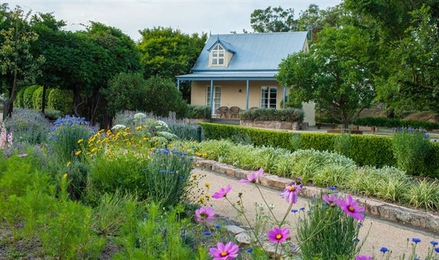 Vineyard Cottages and Cafe - Accommodation BNB