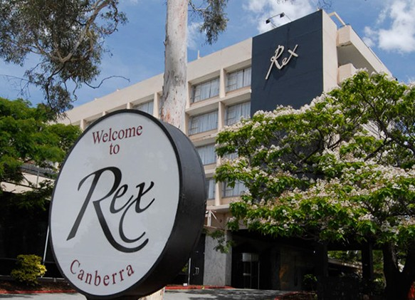 Canberra Rex Hotel - Accommodation BNB