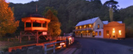 WALHALLA STAR HOTEL - Accommodation BNB