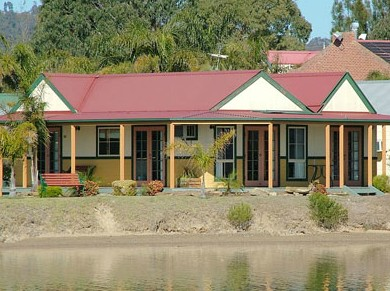 Coachhouse Marina Resort Batemans Bay - Accommodation BNB