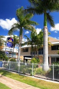 Ambassador Motor Lodge Best Western - Accommodation BNB