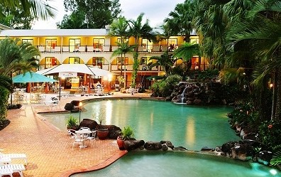 Palm Royale Cairns - Accommodation BNB