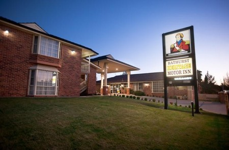 Bathurst Heritage Motor Inn - Accommodation BNB