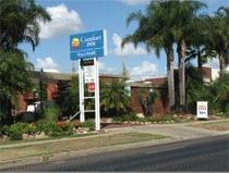 Comfort Inn Hallmark At Tamworth - Accommodation BNB