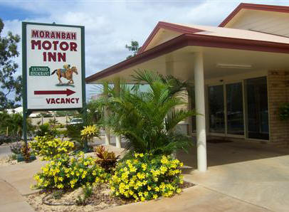 Moranbah Motor Inn Bar And Restaurant