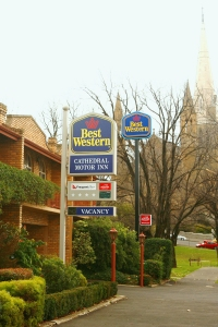 Best Western Cathedral Motor Inn - Accommodation BNB
