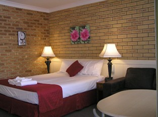 Blue Violet Motor Inn - Accommodation BNB
