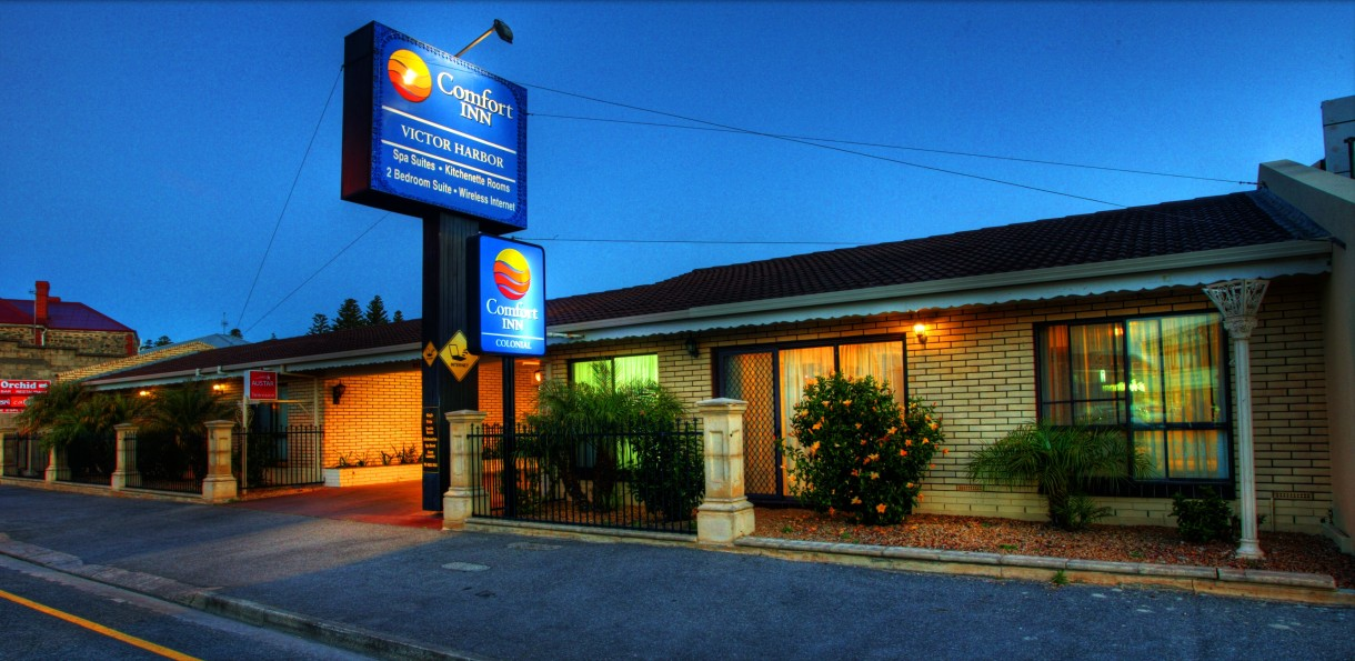 Comfort Inn Victor Harbor - Accommodation BNB