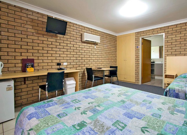 Sunray Motor Inn Toowoomba - Accommodation BNB