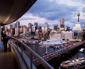 Grand Mercure Apartments Darling Harbour - Accommodation BNB