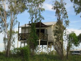 Fitzroy River Lodge - Accommodation BNB