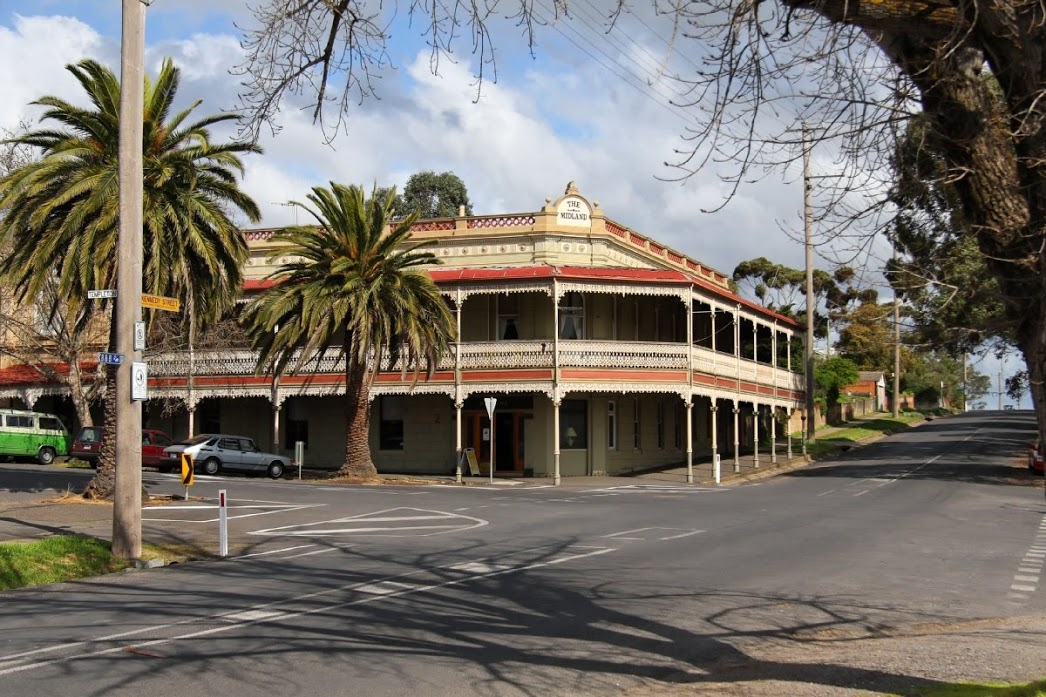 The Midland Hotel Castlemaine - Accommodation BNB