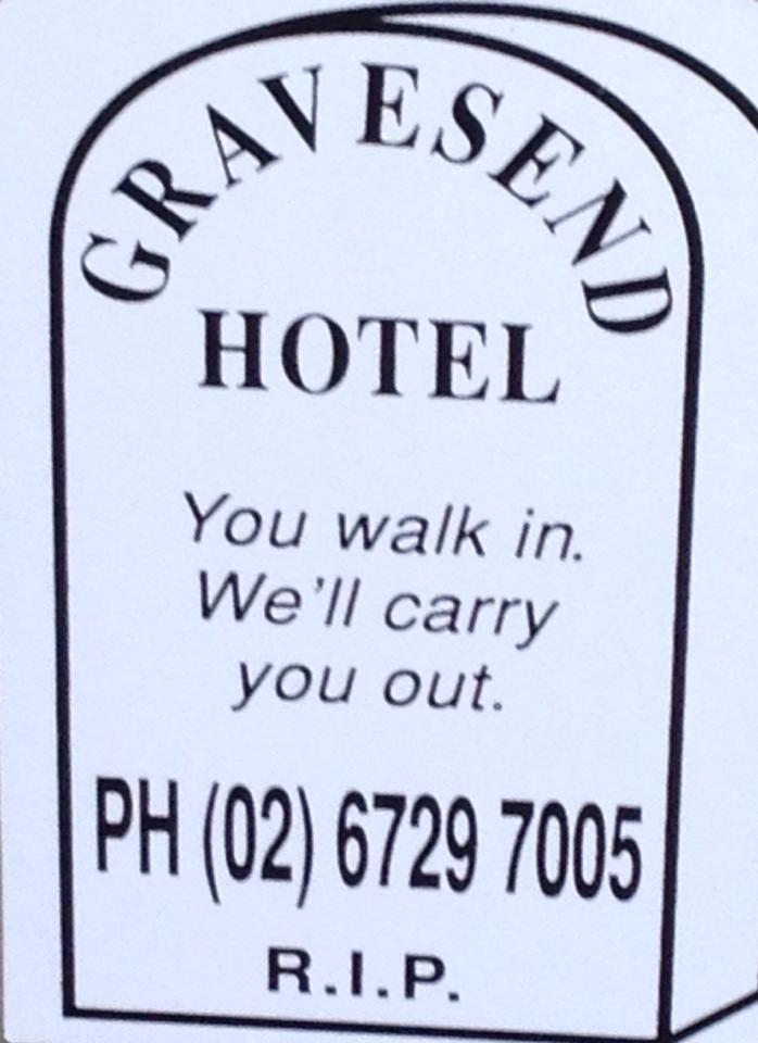 Gravesend Hotel - Accommodation BNB