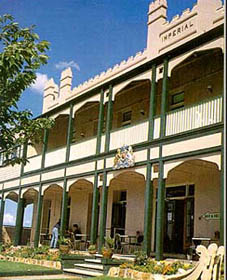 Imperial Hotel Mount Victoria - Accommodation BNB