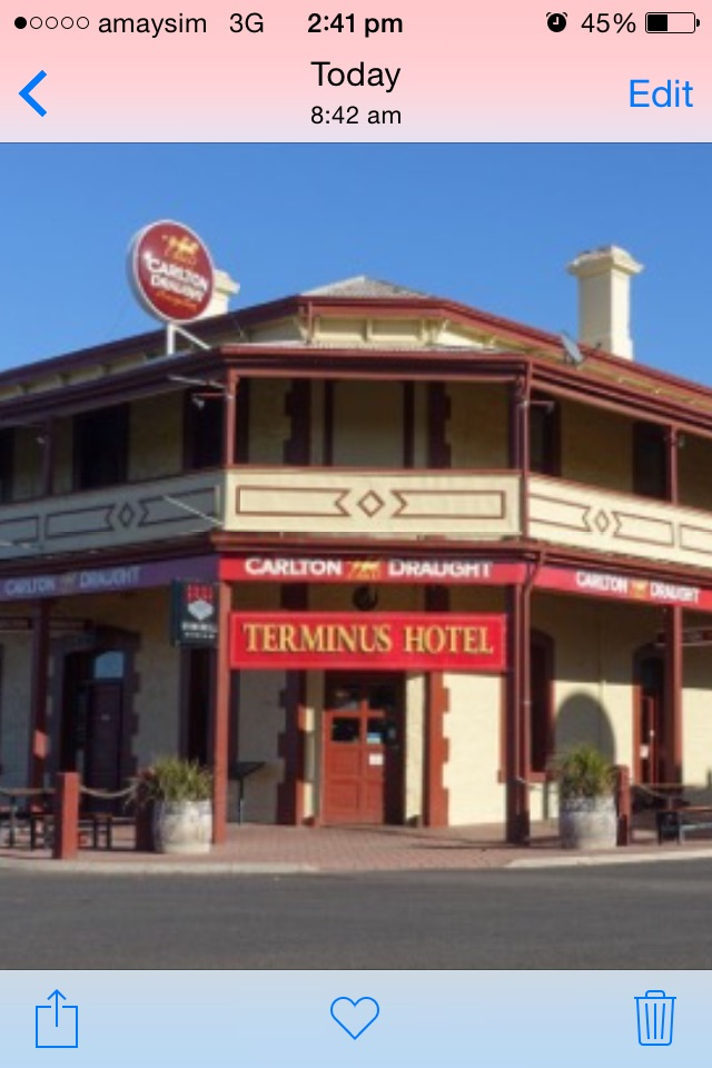 The Terminus Hotel Motel - Accommodation BNB