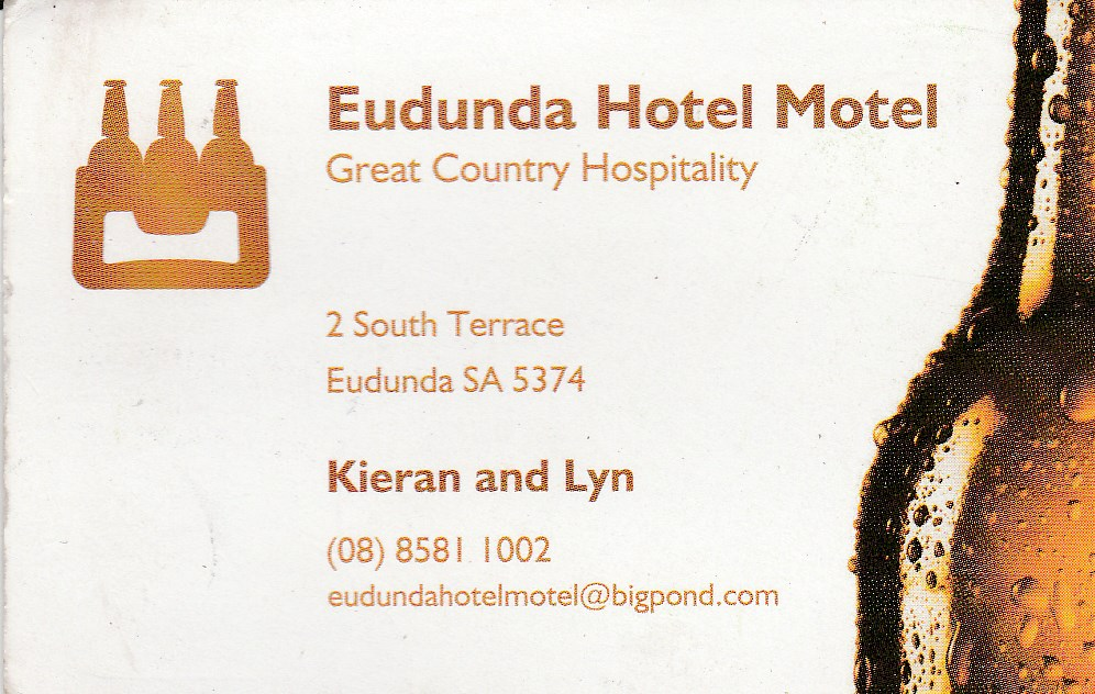 Eudunda Hotel Motel - Accommodation BNB