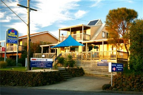 Best Western Great Ocean Road Motor Inn - Accommodation BNB