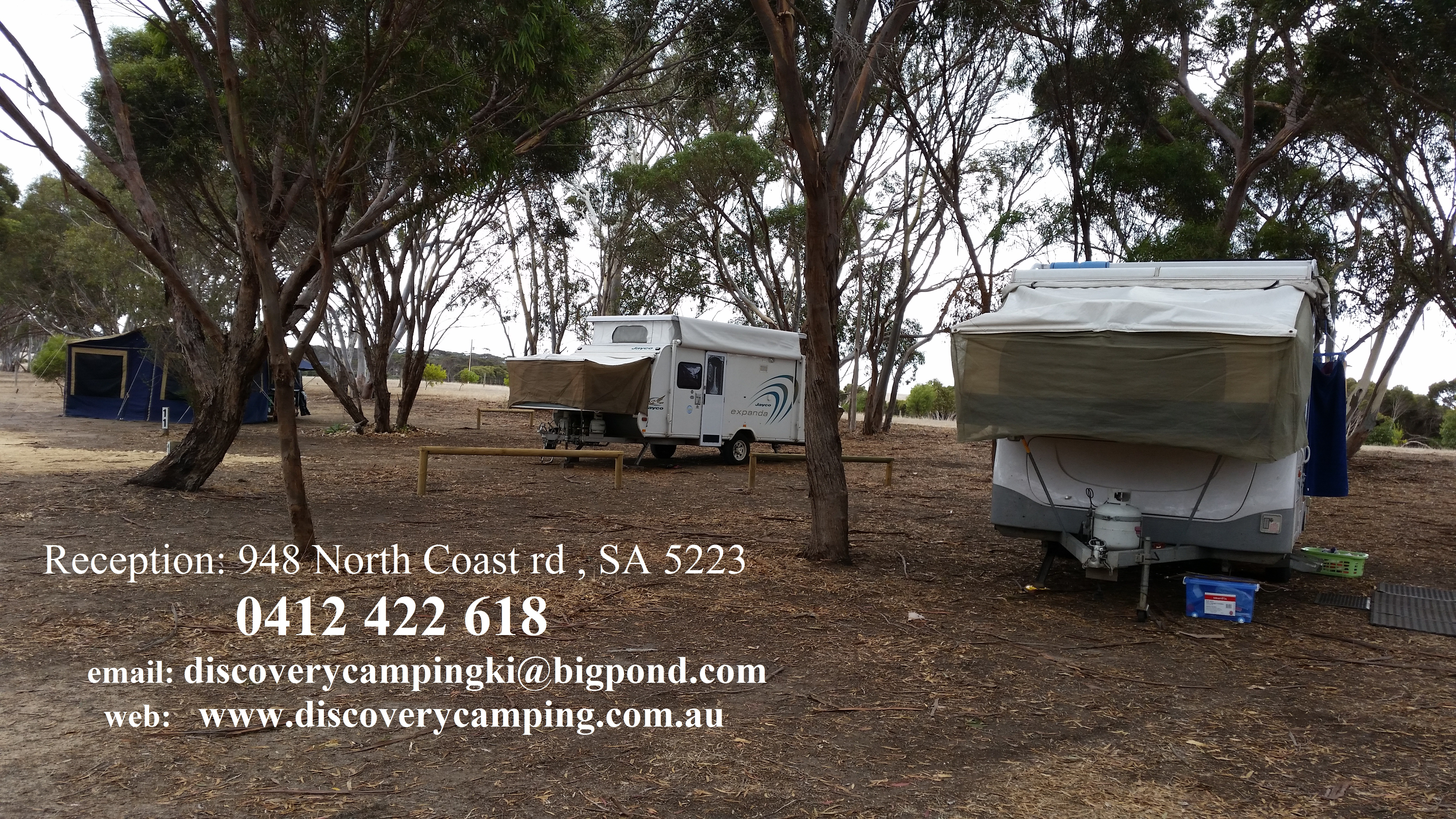 Discovery Lagoon  Caravan  Camping Grounds - Accommodation BNB