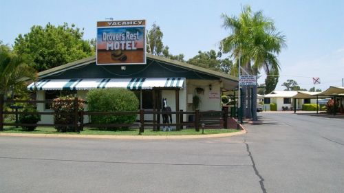 Drovers Rest Motel - Accommodation BNB
